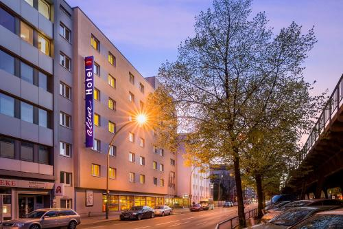 Novum Hotel Aldea Berlin Centrum photo 1