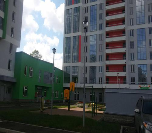 Отель Okna Pitera Apartment 0 звёзд Россия