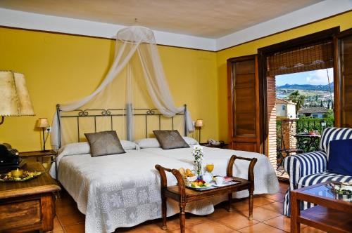 Double or Twin Room Hotel La Garapa 2