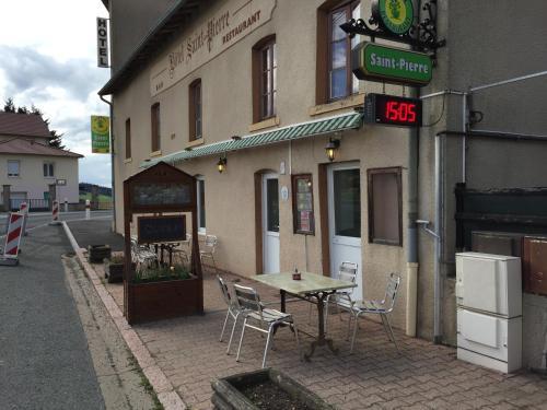 Hôtel Saint Pierre