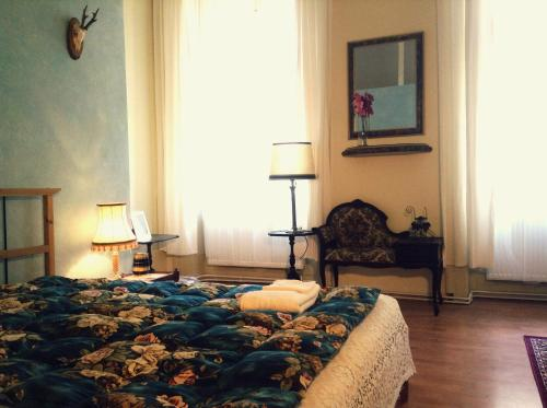 Apartment Dlouha Trida