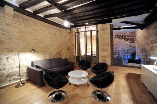 Apart of Paris - Souplex Loft Apartment - Le Marai