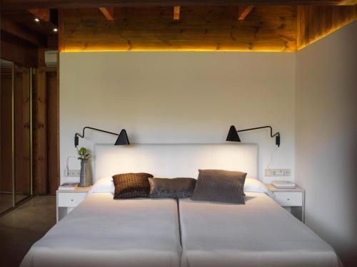 Habitación Doble Superior - 1 o 2 camas - Uso individual Mont-Sant 3