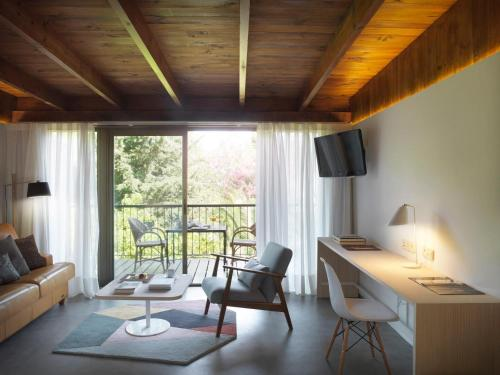 Habitación Doble Superior - 1 o 2 camas - Uso individual Mont-Sant 1