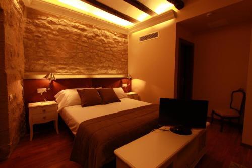 Habitación Doble Hotel del Sitjar 15