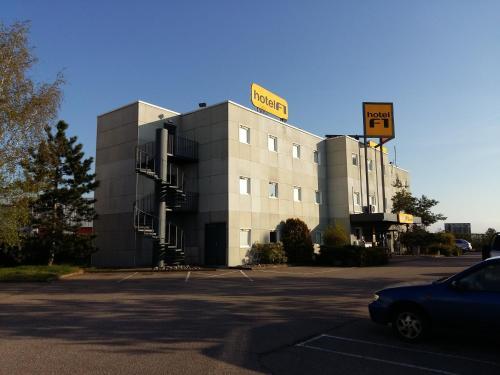 hotelF1 Epinal Nord