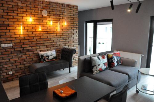 Отель DesignOmania Apartments with Sauna 0 звёзд Польша