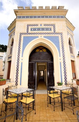 3 starts hotel in Capri