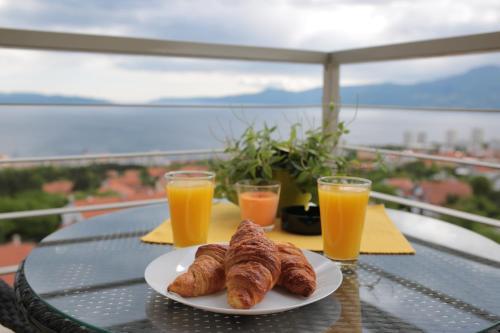 Modern Flat With The Beautiful View Rijeka