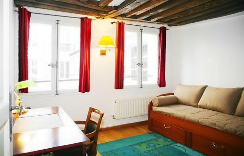 Apartment Ile Saint-Louis - 4 adults - 8
