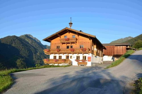 Panorama Lodge am Bauernhof in Saalbach/Hinterglemm