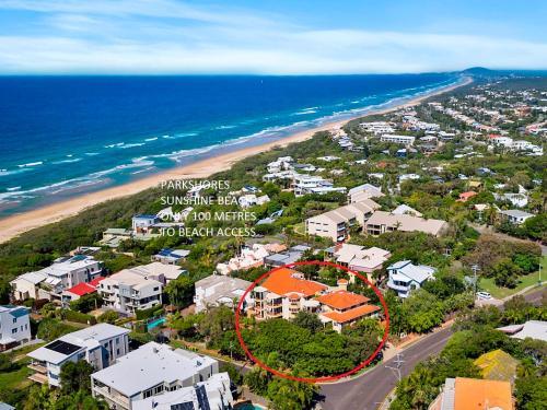 Parkshores Sunshine Beach Noosa Holiday Apartments