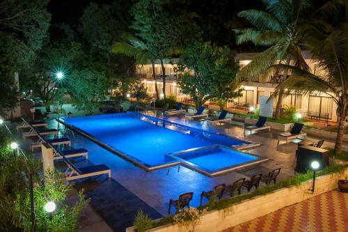 Отель Le Pearl Goa 4 звезды Индия