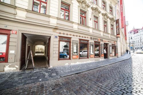 Apartments Truhlárská