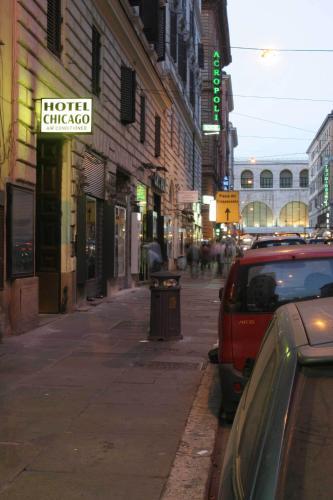 foto Hotel Chicago (Roma)