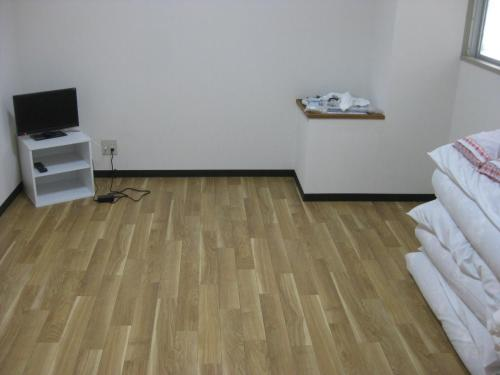 Japanese-Style Triple Room with Private Toilet - Non-Smoking - New Building