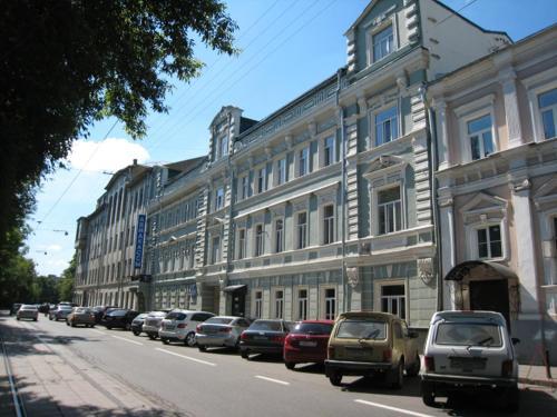 Хостел Time Покровка, Москва