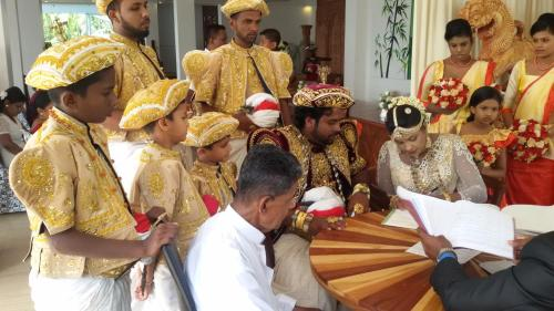 Отель Villa Samagi Homestay 0 звёзд Шри-Ланка