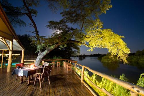Camp Nkwazi, Livingstone