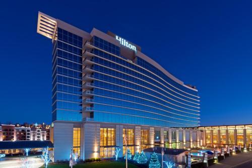 Hilton Branson Convention Center Hotel Branson Mo