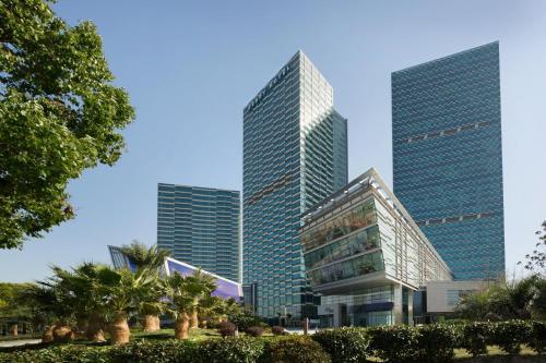 Отель Kerry Hotel Pudong
