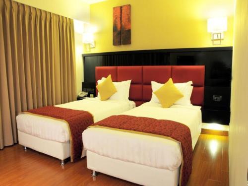 HotelSTARiHOTELS Dwarkanagar Vishakhapatnam