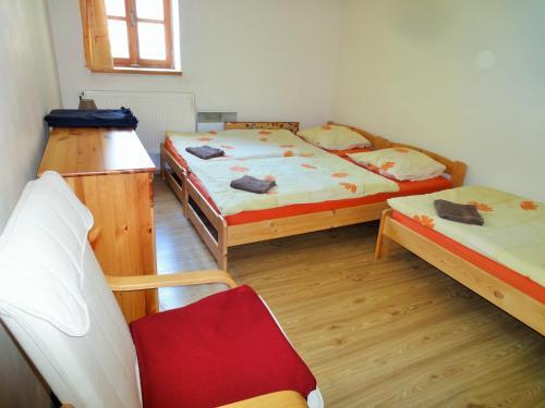 Ubytování U Weissu v Adršpachu