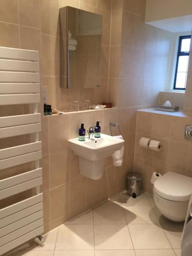 Deluxe Double Room with Shower (Walnut Room)
