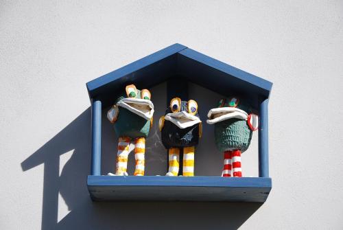 Apartment Ptačí Dům