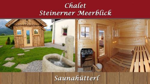 Chalet Steinerner Meerblick