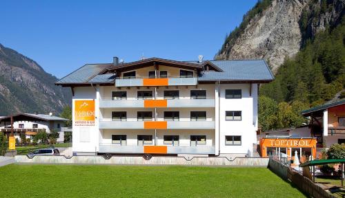 Top Tirol Appartement - Standard Apartment mit 2 Schlafzimmern (Typ V)