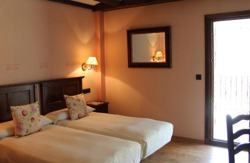 Zweibettzimmer Hotel Casa Arcas 1
