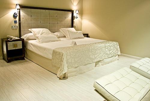 Habitación Doble con acceso al spa - 1 o 2 camas Villa Nazules Hípica Spa 1