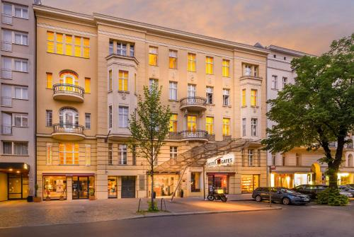Novum Hotel Gates Berlin Charlottenburg photo 1