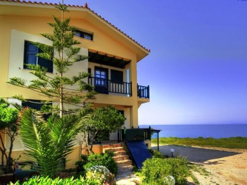 Отель Villa Corali 0 звёзд Греция