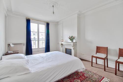 Appartement Trudaine - Montmartre