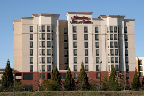 Hampton Inn & Suites-Atlanta Airport North-I-85 - Promo Code Details