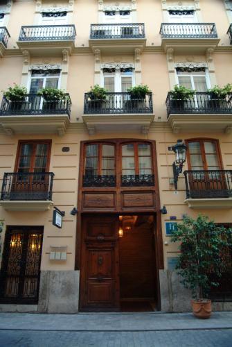 Ad Hoc Monumental, hotel en Valencia