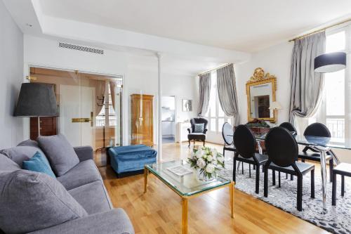 Appartement Jussieu 2