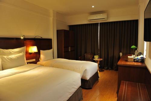 The Vancouver Hotel - Ninh Binh, Ninh Binh