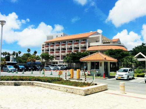 Отель Okinawa International Youth Hostel 2 звезды Япония