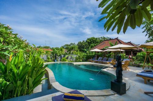 Отель Daydream Bungalows 3 звезды Индонезия