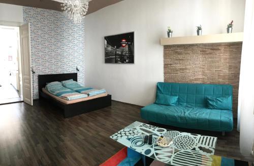 Отель Kiraly Street Apartments 0 звёзд Венгрия