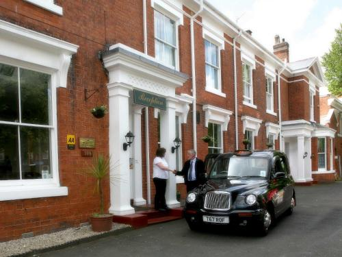 Stay at The Edgbaston Palace Hotel
