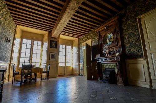 chateau de villiers essay normandie
