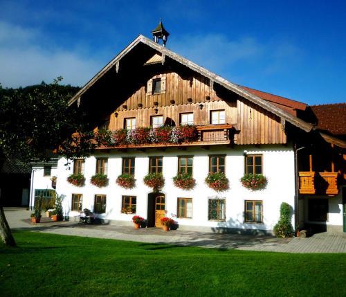 Schmiedbauernhof -  Apartment Ellmaustein