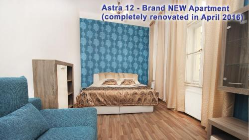 Astra 12 - Amazing Castle and River View