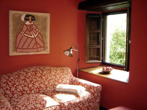 Superior King Room Casona de San Pantaleón de Aras 3