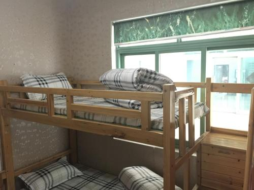 Mainland Chinese Citizens - Bed in 2-Bed Male Dormitory Room with Shared Bathroom