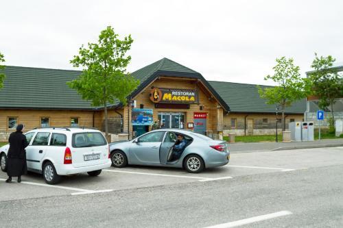 Odmorište Zir - Restoran Macola